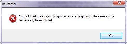 ReSharper Plugin Error Dialog - 20120124.jpg