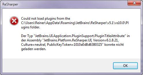 ReSharper Plugin Error Dialog 2 - 20120124.jpg