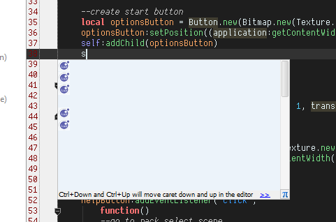 Changing the Code Completion Popup Font – IDEs Support