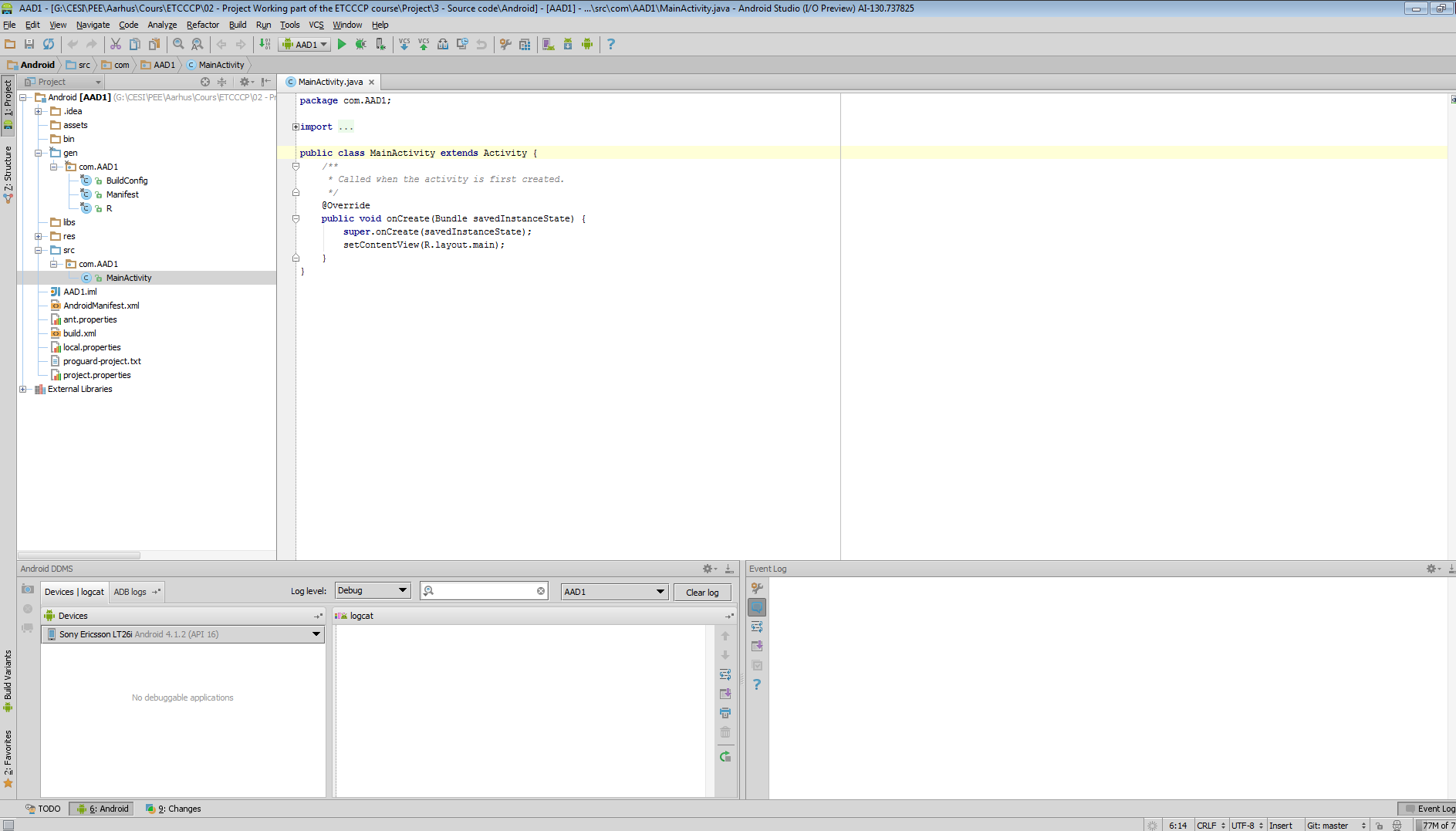 Android Studio - Load existing project.png