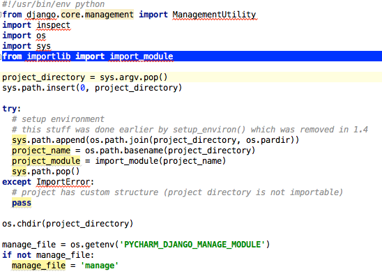 import error in django_test_manage py – IDEs Support (IntelliJ