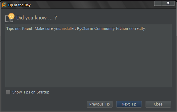 install pycharm windows xp