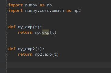 numpy resolution problem – IDEs Support (IntelliJ Platform) | JetBrains